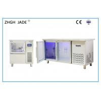 Solid Door Blue Light Inside Refrigerator Faster Temperature Recovery Manufactures