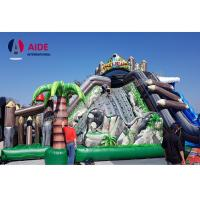 Mountain Theme Inflatable Sport Equipment Summer Inflatable Amusement Park Manufactures