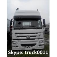 Quality ZZ4257N3241W LHD tractor head truck for trailers, hot sale HOWO 371hp tractor for sale