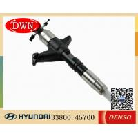 DENSO Common Rail Injector 095000-5550 0950005550 For Hyundai Excavator 338000-45700 Manufactures