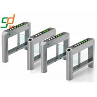 Automatic Wheelchair Swing Barrier Gate Photocell Sensors Single-bar Turnstile Manufactures