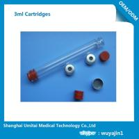 1.5ml Insulin Pen Cartridge For Dental / Injection / Insulin / Bio Engineering Manufactures