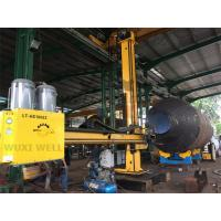Automatic Column And Boom Welding Manipulators for Boiler Vessel Tank SAW CO2 Flux Recovery Manufactures