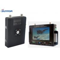 Buy cheap Vehicle To Vehicle / Manpack COFDM HD Transmitter AES256 5-10km Nlos from wholesalers