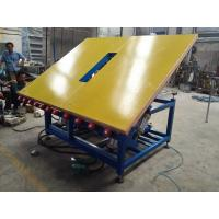 Assembly Air Float Table With Tilting / Vacuum Suckers , Application Air Floatation Table Manufactures