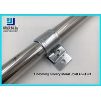 Buy cheap Industrial Polishing Chrome Pipe Fittings , Chrome Plated Pipe Connectors Eco Friendly HJ-13D from wholesalers