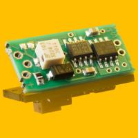 VOLTCON series Transmitter (Voltage Amplifier) of Photocurrent to 0 - 5 V Signal Manufactures