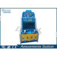 Colorful Led Light Coin Operated Arcade Machines Electronic Fishing Game Manufactures