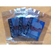 Static Shielding BOPP / PET / CPP Clear Resealable Poly Bags Customized Manufactures