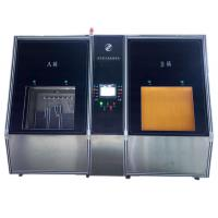 Vacuum Chamber Helium Leak Test Equipment for Automotive Condenser and Evaporator 100s/Chamber 2g/y Manufactures