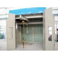 industrial spray booths for metal workpiece Manufactures