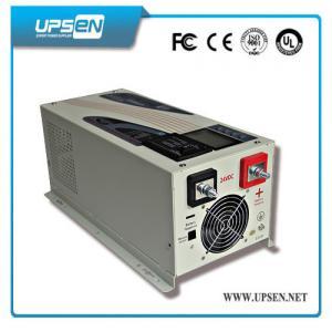 Grid Tie Photovoltaic Inverter Power 12V 24V 48VDC for Solar Power System Manufactures