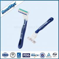 Smooth Glide Triple Blade Razor For Man And Woman Free From Nicks And Cuts Manufactures