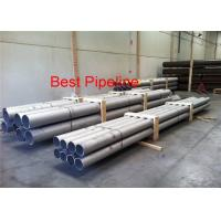 China 18 Percent Chromium 304 Stainless Steel Tubing Nickel Super Austenitic Stainless Steel on sale