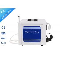 China Aqua Facial Home Use Beauty Machine Portable Improve Loose Skin For Salon SPA on sale