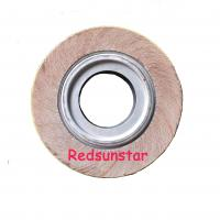 Grinding wheel for SS pipe produce