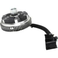 Trailblazer / Gmc Envoy Radiator Cooling Fan Replacement Kit Aluminum Material Manufactures