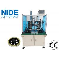 Double Station Wheel Motor Paper Inserting Machine More Efficent / Performance Manufactures