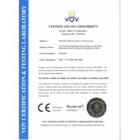 Wenzhou Ziri Electrical Technology Co.,Ltd Certifications