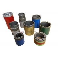 BWG NWG HWG Impregnated Surface Diamond Core Drill Bits For Rock Acid Resistance Manufactures