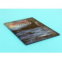 Quality 210mm x 297mm Perfect Bound Book Printing Size Bind By Automatic Binder With for sale