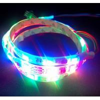 32LED 32IC built-in LED Magic color RGB LED Digital Strip WS2811 Manufactures