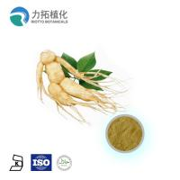 Pharmaceutical Grade Natural Plant Extracts / Ginseng Extract Powder Ginsenoside Manufactures