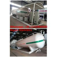 LPG Skid Plant  for Camp Cylinder,Kitchen Cylinder,Industrail Cylinder; skid lpg plant for double scales and nozzles Manufactures