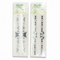 Tattoo Stickers, Various Sizes and Designs are Available, Increases Hand Brightness Manufactures