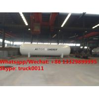 HOT SALE! best seller CLW brand 30MT 60,000Liters bulk propane gas storage tank, Factory sale cheaper lpg gas tank Manufactures