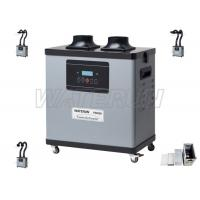 Triple Filter Design Laboratory Fume Extractor for Cleaning Harmful Substances Manufactures