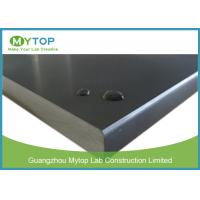 16 mm Laboratory Epoxy Worktop For Lab Bench Strong Acid Alkali Chemical Resistance Manufactures