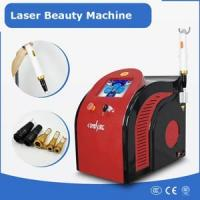 Buy cheap ND Yag laser picosure laser 532nm 1064nm 755nm pico laser Picosecond laser from wholesalers