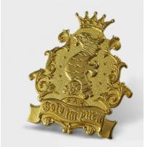 High quality hot selling silver souvenir metal craft, human
