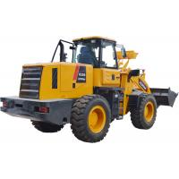Front End Tractor Wheel Loader 625B / Mini Loader China With 2500kg Rated Load Manufactures