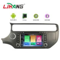 KIA RIO 8.0 Android Car DVD Player With Audio Video 3G 4G SWC Manufactures