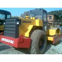 Dynapac CA25D Double Drum Vibratory RollerFor Heavy Equipment Duez Engine Manufactures