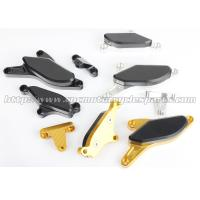 Mix Color Motorcycle Engine Sliders / Motorcycle Crash Protectors Manufactures