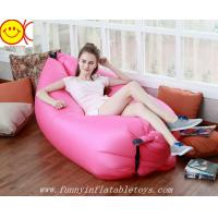 Lamzac Hangout Sleeping Inflatable Sports Games Nylon Lazy Air Filled Sofa Manufactures