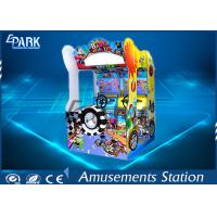 Quality Indoor Amusement Park Racing Game Machine Electronic Funny Family Game for sale
