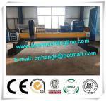 CNC Gantry Crane Plasma Flame Cutting Machine , MEtal Sheet Plasma Cutting Machine Manufactures