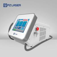Commercial Portable Diode Laser Hair Removal Machine With Sapphire Treatment Head Manufactures
