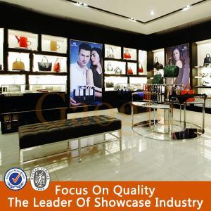 New Retail Bags Interior Store Design Manufactures
