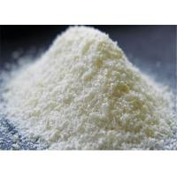 Faintly Beige Solid Chemical Food Additives / Serve Chitosan Retain Fats CAS 9012-76-4 Manufactures