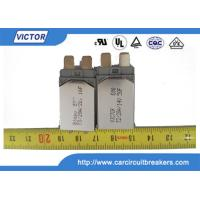 Quality Bimetal Thermal Switch , N.C Thermal Fuses Color Code Normally Closed Electric for sale
