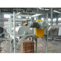 Waste Milk Roller Drum Dryer 85% Drying Efficiency Touch Screen Control Manufactures