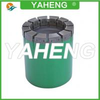High Performance Diamond Core Bit , hardness 1-12 Manufactures