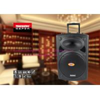 Battery Powered 12 Inch Powered Speakers Waterproof for Movie Theaters