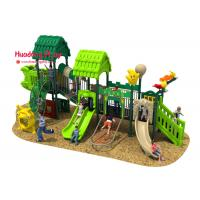 PE Boards Children's Outdoor Playground Equipment ISO9001 Certificate Expanded for sale