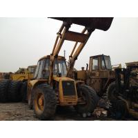 China used excavator equipment is good to working with good condition on sale